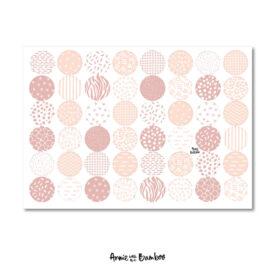 patronen roze
