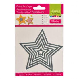 Vaessen Creative • Snijmal sterren