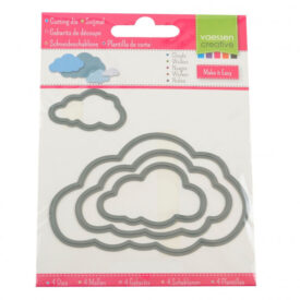 Vaessen Creative - Snijmal wolken