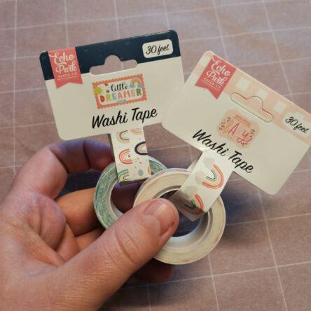 Rainbow Washi Tape – Productbundel