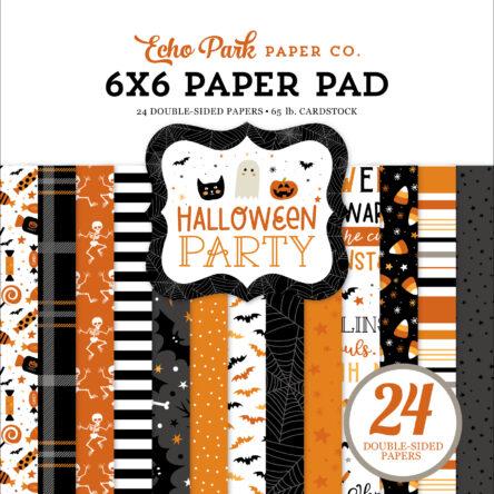 Paper pad – Halloween