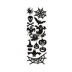 Craftables snij- embosstencil Halloween