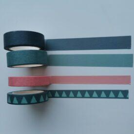 washi tape 123invulboekjes